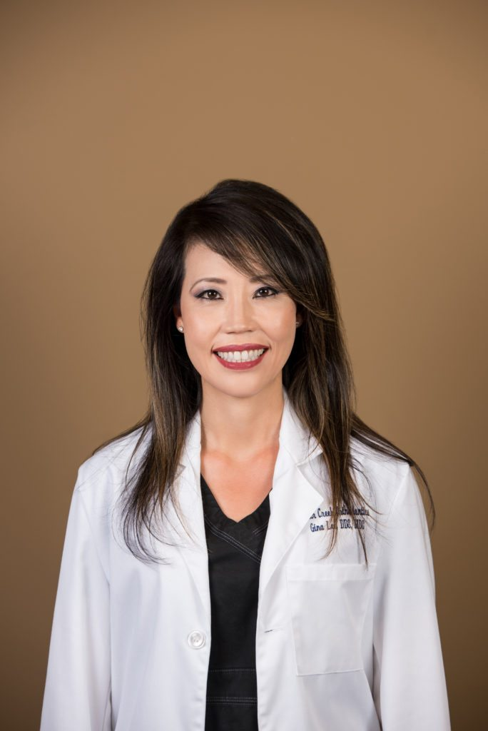Raleigh Orthodontist Dr. Gina Lee